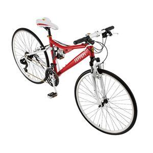 Ferrari(フェラーリ) 自転車 700C AL-CRB7021W-sus レッド