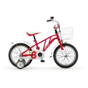 Ferrari(フェラーリ) 自転車 Bambino16 レッド 【子供用自転車】 - 拡大画像