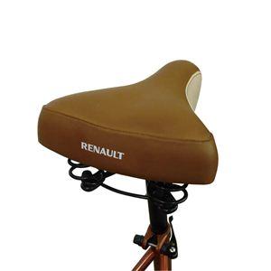 RENAULT(ルノー)自転車 26インチ 266L Classic ブラウン 【シティーバイク】