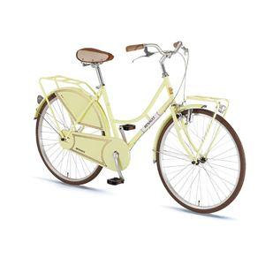 RENAULT(ルノー) 自転車 26インチ 260 Classic II クリーム 【シティーバイク】