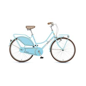 RENAULT(ルノー) 自転車 26インチ 260 Classic II ミントブルー 【シティーバイク】