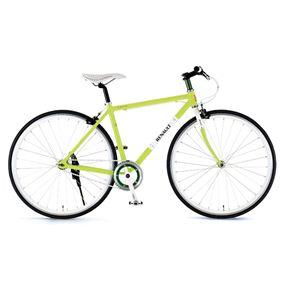 RENAULT(ルノー)自転車 700C CRB700C Single グリーン 【タウンバイク】 - 拡大画像