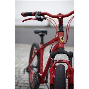 Ferrari(フェラーリ) 自転車 AL-ATB2624 F-sus 26インチ