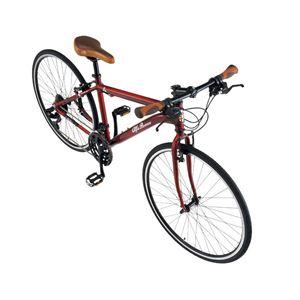 Alfa Romeo(アルファ ロメオ) 自転車 AL-CRB7021 700×28C レッド