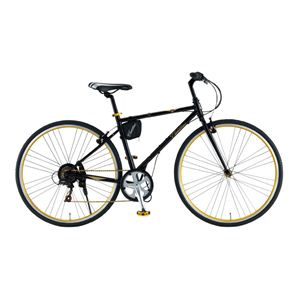 CADILLAC(キャデラック) 折畳自転車 CrMo-FDB7007 700×32C - 拡大画像