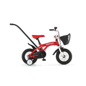 Ferrari(フェラーリ) 子供用自転車 12インチ AL-PILOTA 12 レッド - 拡大画像
