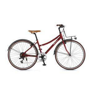 Alfa Romeo(アルファ ロメオ) 自転車 700×32C AL-CRB 7007L レッド - 拡大画像
