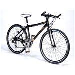 MYPALLAS(マイパラス) 自転車 M-971 700C ブラック