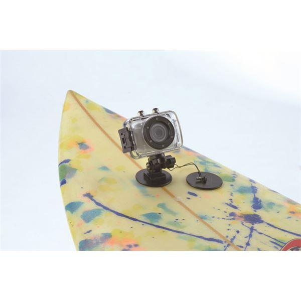 RAMASU(ラマス) ウェアラブルカメラ RA-CAM01 ブラック