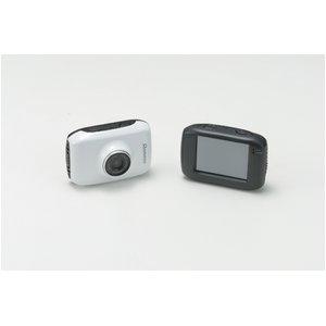 RAMASU(ラマス) ウェアラブルカメラ RA-CAM01 ホワイト - 拡大画像