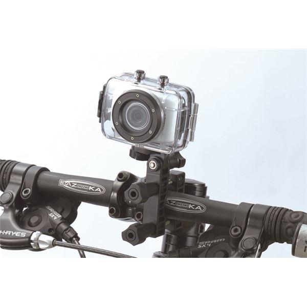 RAMASU(ラマス) ウェアラブルカメラ RA-CAM01 ホワイト