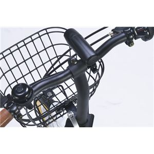 MYPALLAS(マイパラス) 折りたたみ自転車20・6SP・オールインワン M-252 オーキッド(OC) - 拡大画像