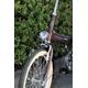 MYPALLAS(マイパラス) 折り畳み自転車 20インチ M-240 ライト付 ブラウン M-240BR ブラウン - 縮小画像3