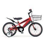 HUMMER(ハマー) 子供用自転車 CHIBI(チビ) 16インチ レッド(簡易工具セット付き)