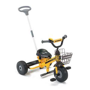 HUMMER 自転車(三輪車) TRYCYCLE イエロー(簡易工具セット付き)
