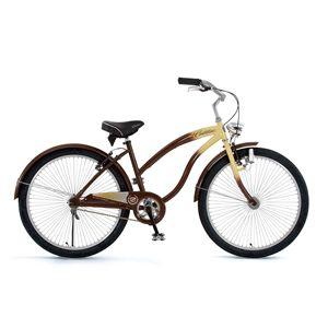 CADILLAC 自転車 BEACH CRUISER ブラウン