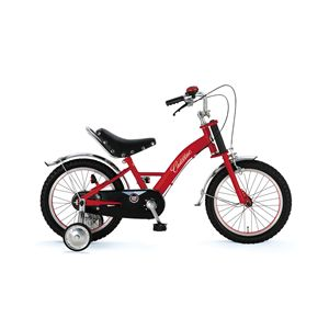 CHIBI 子供用自転車 Cadillac16 レッド(簡易工具セット付き)