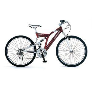 自転車の シボレー 自転車 26インチ : シボレー) 自転車 ATB 268 W-sus 26 ...