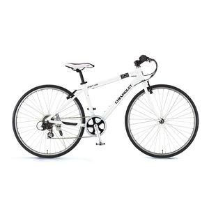CHEVY(シボレー) 自転車 AL-CRB7006 700×32C ホワイト - 拡大画像