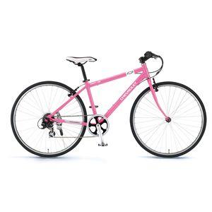 CHEVY(シボレー) 自転車 AL-CRB7006 700×32C ピンク(簡易工具セット付き)