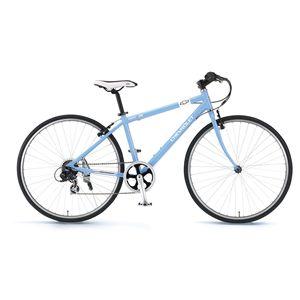CHEVY(シボレー) 自転車 AL-CRB7006 700×32C ブルー - 拡大画像