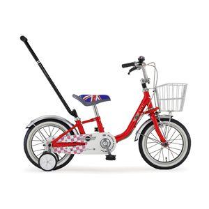 Mini(ミニ) CHIBI Mini 子供用自転車 14 DC(かじ取り) レッド