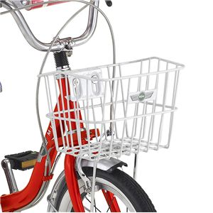 CHIBI Mini 子供用自転車 14 DC(かじ取り) レッド