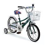 Mini(ミニ) CHIBI Mini 子供用自転車 16インチ グリーン(簡易工具セット付き)