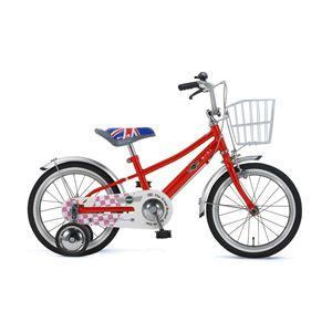 Mini(ミニ) CHIBI Mini 子供用自転車 16 レッド