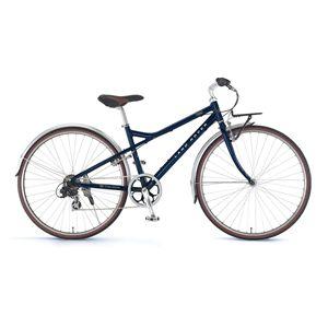 LAND ROVER(ランドローバー) 自転車 AL-CRB7006M 700×32C ブルー(簡易工具セット付き) 【クロスバイク】
