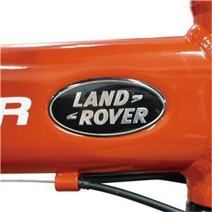 LAND ROVER 折畳み自転車 AL-FDB268 W-sus オレンジ