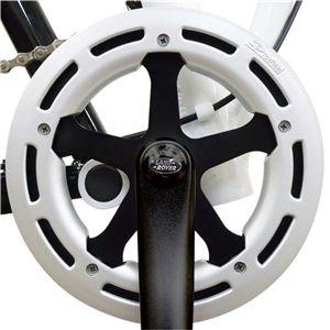 LAND ROVER 折畳み自転車 AL-FDB207 R-sus レッド