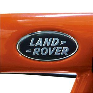 LAND ROVER(ランドローバー) 折り畳み自転車 FDB186 18インチ オレンジ