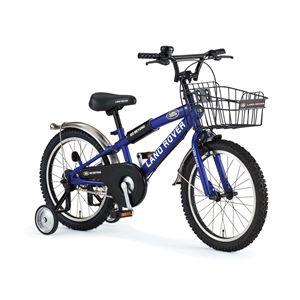 LAND ROVER 子供用自転車 KID'S18 ブルー