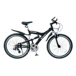 MYPALLAS(マイパラス) 自転車 S-サイクル 26インチ 21段変速 M-960BK マットブラック(マウンテンバイク)【送料無料】