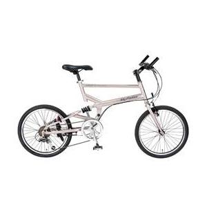 MYPALLAS(マイパラス) 自転車 S-サイクル 20インチ 6段変速 M-705 オーキッド - 拡大画像