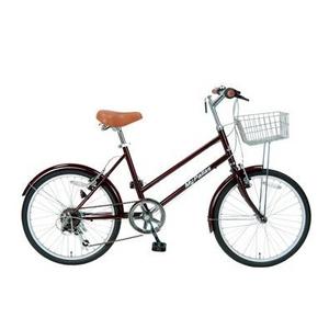 MYPALLAS(マイパラス) 自転車 20インチ シルバー
