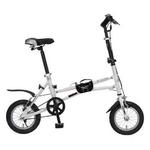 MYPALLAS(マイパラス) 折り畳自転車12インチ i-minimo IM-232 ホワイト