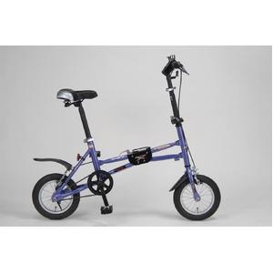 MYPALLAS(マイパラス) 折り畳自転車12インチ i-minimo IM-232 パープル