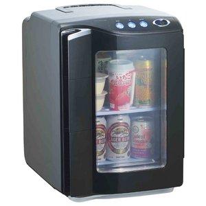 【送料無料】 RAMASU(ラマス) ポータブル冷温庫 20Lタイプ RA-H20 ブラック 【保冷庫・保温庫・温冷庫】