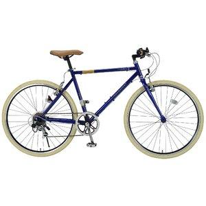 MYPALLAS(マイパラス) クロスバイク26インチ6SP M-640ブルー - 拡大画像