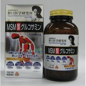 MSM配合グルコサミン - 拡大画像