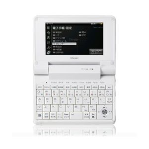 iriver 電子辞書 D5 ホワイト