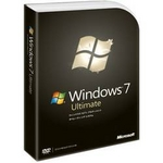 Windows 7 Ultimate パッケージ版