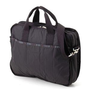 メッセンジャーバッグ レスポートサック7905・ブリーフ バッグ 5202・Black