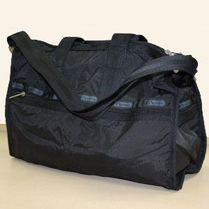 LeSportsac(レスポートサック) ボストンバッグ 7184 Medium Weekender 5202 ブラック
