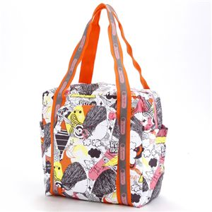 LESPORTSAC(レスポートサック) Artist In Residence 8751・ボストンバッグ 3828 Good Times