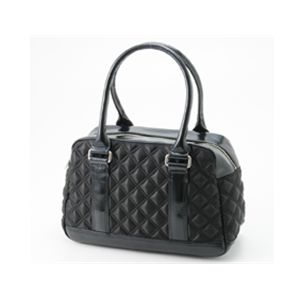 MARC BY MARC JACOBS(マークバイマークジェイコブス) サテンバッグ ボーリングバッグ50338/Black