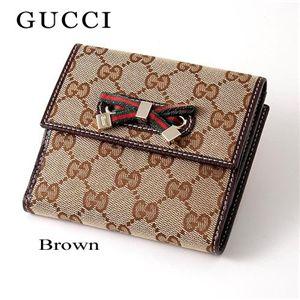 GUCCI(グッチ) 財布 167465 Brown - 拡大画像