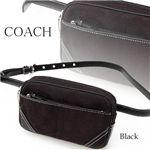 COACH(コーチ) ヒップバッグ 6F15 ブラック【送料無料】